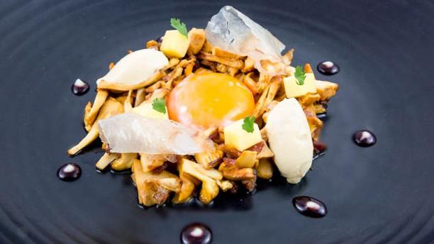 Taberna de Lillas Pastia Sugerencia del chef