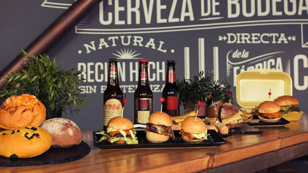 BARBQ Burgers & Beers Sugerencia del chef