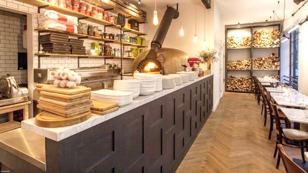 Pazzi Breda Het restaurant