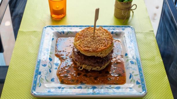 Le Comptoir Japonais Suggestion de plat
