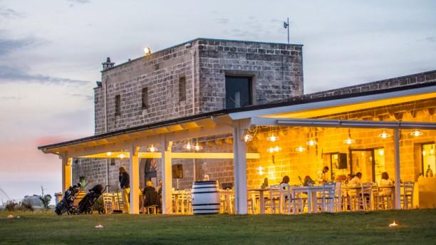 Masseria San Pietro Il ristorante