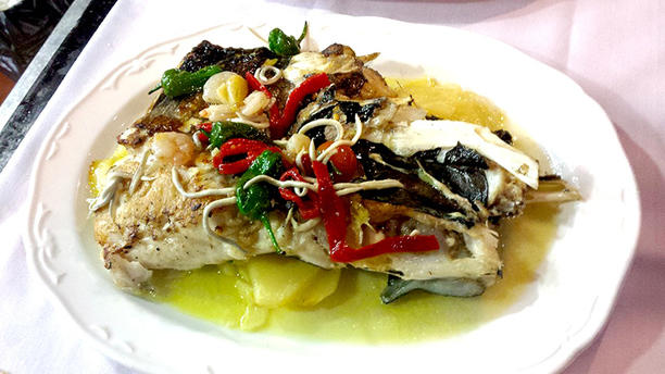 El Fogón de Castilla Sugerencia del chef