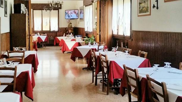 Vecchia Trattoria Ca di Pippo - Cucina e Bottega Vista sala