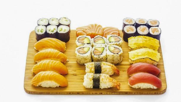 Nikki Sushi - Aix en Provence Suggestion du Chef