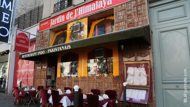 Jardin de l'Himalaya Bienvenue au restaurant Jardin de l'Himalaya