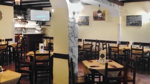 Il Cavallino Restaurant & Lounge sala