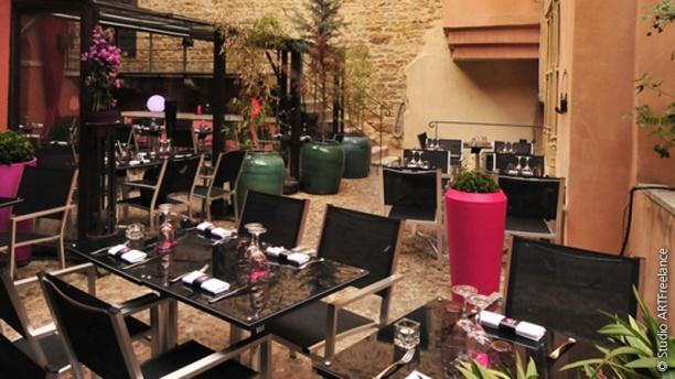 Les Terrasses - Hôtel La Tour Rose