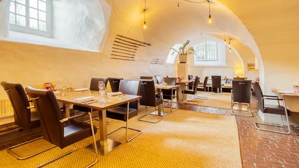 Brasserie Baronne Het restaurant