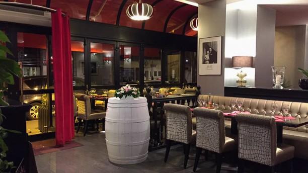 Patrizia Salle du restaurant