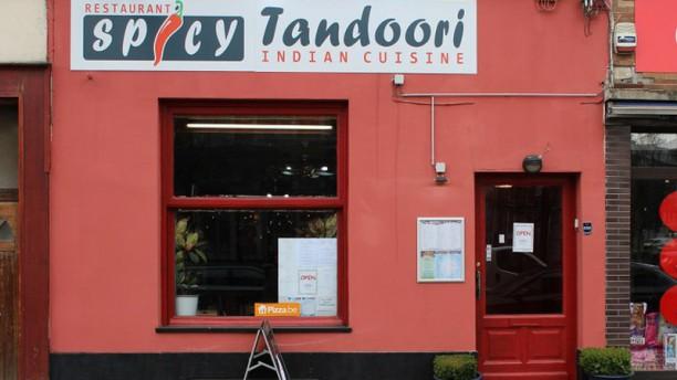 Spicy Tandoori Entrée