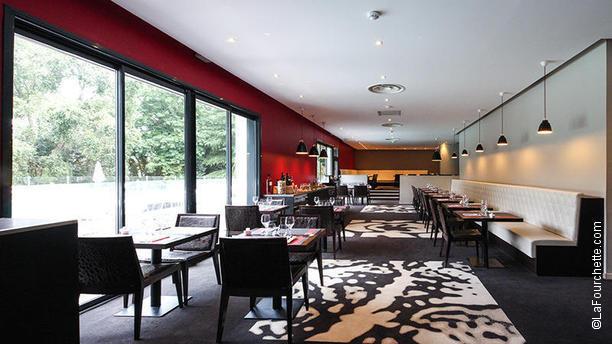 Brasserie au 33 salle