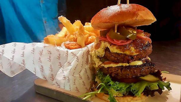 Brooklyn Burgers & Bar Mat