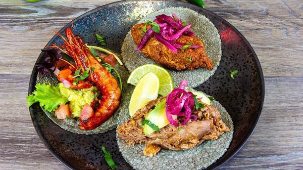 Chilam Trio Tacos