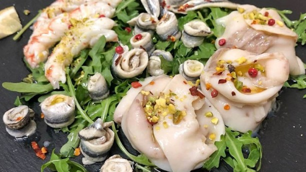 Il Sale osteria siciliana Suggerimento dello chef