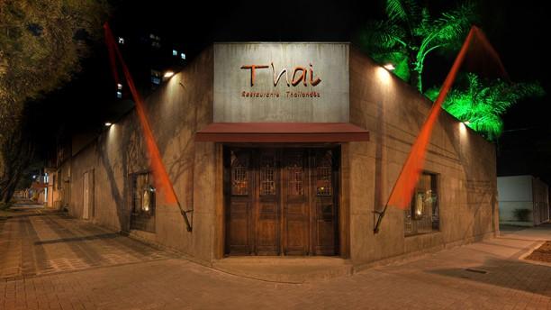Thai - Restaurante Thailandês Exterior