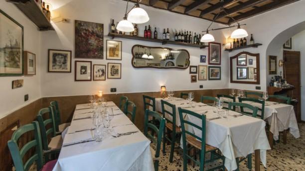 Taverna ripetta Vista sala