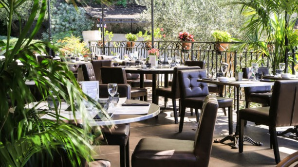 Le bistrot des anges in le cannet restaurant reviews for Restaurant le jardin cannes menu
