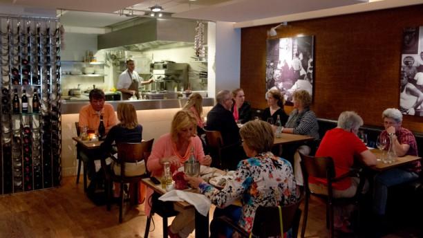 Parmesan Restaurantzaal