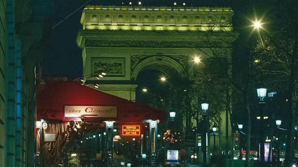 Restaurant Chez Clement Aux Champs Elysees