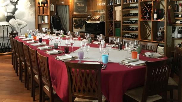 Sosteria Sala del ristorante