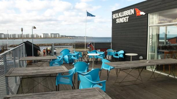 Cafe Sundet Terrass