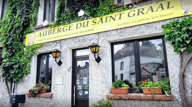 Auberge du Saint-Graal Entrée