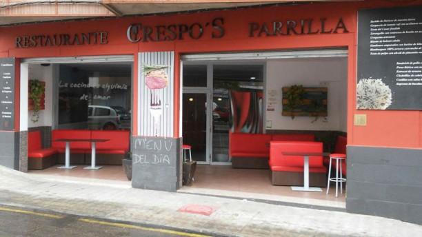 Crespo's Parrilla Entrada