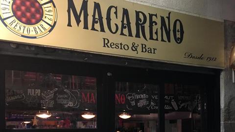 Macareno, Barcelona