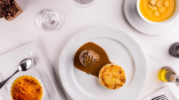 Bistrot L'Épicerie Restaurant Week Delivery