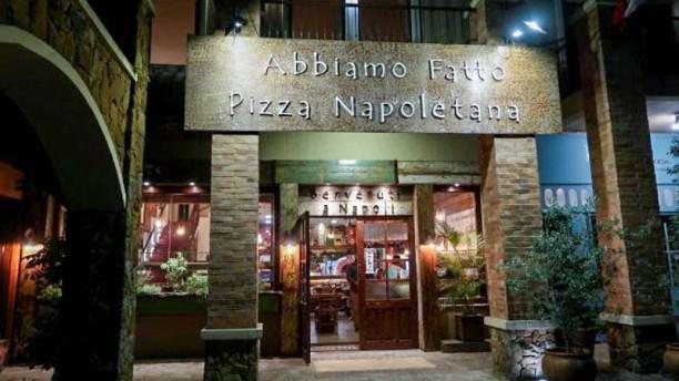 Abbiamo Fatto Pizza Napoletana Entrada