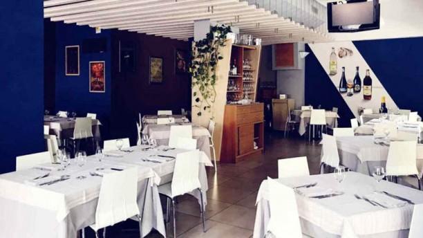 Monica  Pizzeria & ristorante Vista sala