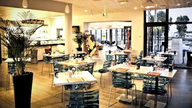 Le Belico Restaurant Vue salle