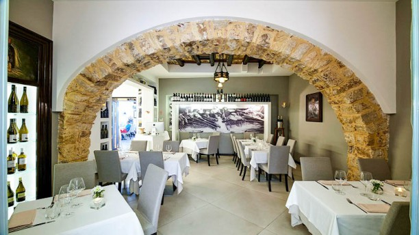 Ciambra Restaurant Veduta dell interno