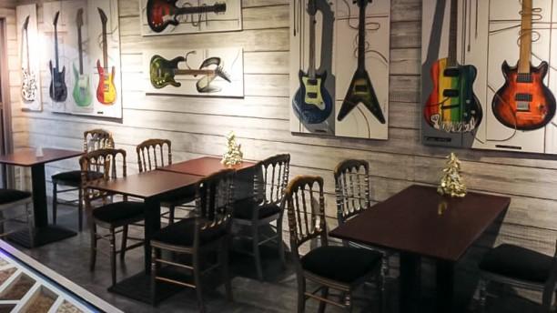 L'Atelier du Cafe Salle du restaurant