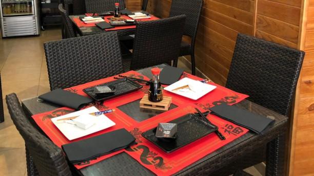 Seikou Sushi Bar Sala