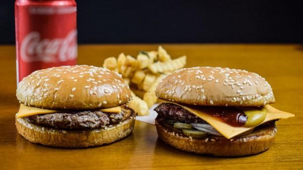 X Brasa Burguer and Beer Burger