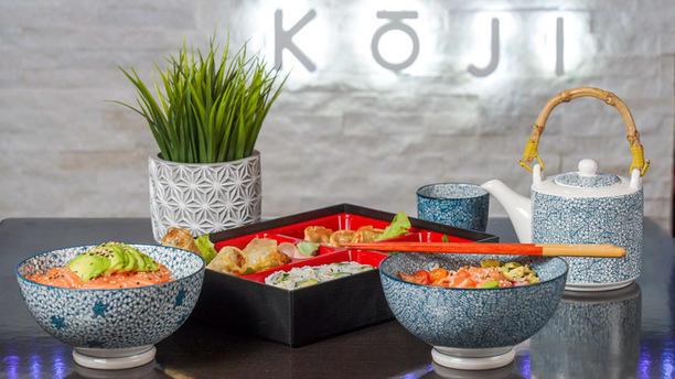 Koji Suggestion de plat