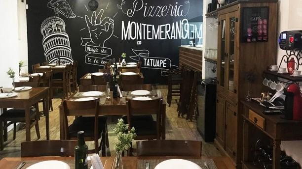 Montemerano Pizzeria Sala