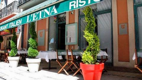 Restaurant Italien l'Etna, Vichy
