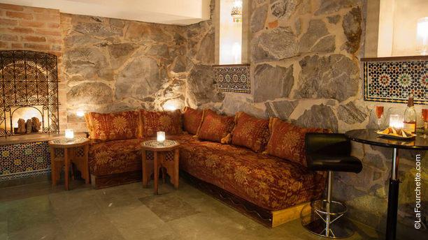 Andalucia lounge