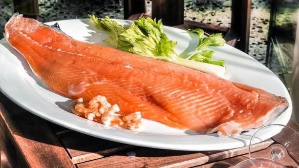 Taverna Le Cose Buone salmone