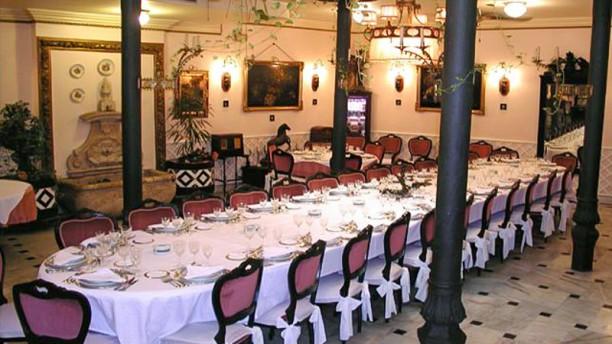 Restaurante el jard n en m laga casco antiguo centro for Restaurante el jardin pedraza