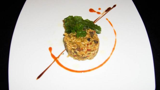 Sugerencia del chef - La Matilde, Zaragoza