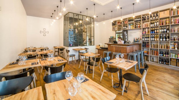 Comptoir du sud ouest in paris restaurant reviews - Comptoir bordelais du bois ...