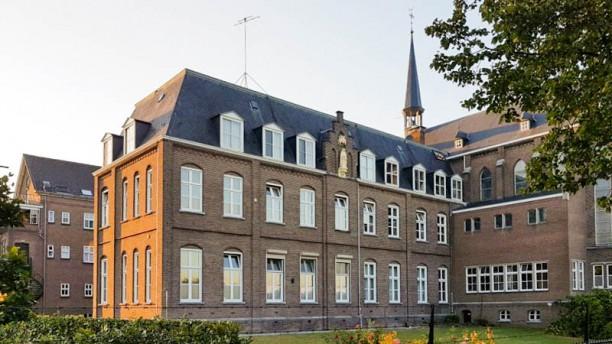 Herberg de Brabantse Kluis Het restaurant