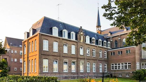 Herberg de Brabantse Kluis Ingang