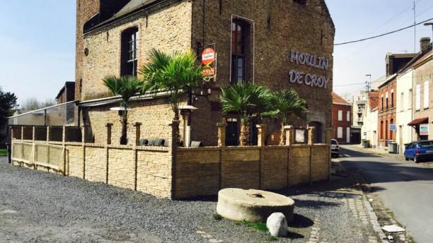 Le Moulin de Croy Extérieur