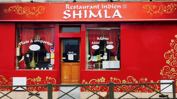 Shimla Façade