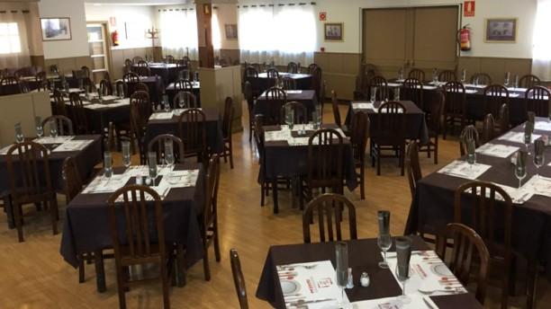 Iruñako Sala del restaurante