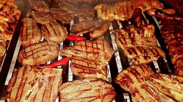 Perito Moreno Heerlijke steaks van de grill